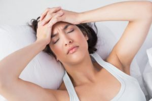 стресс в постели