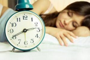 Сон по расписанию