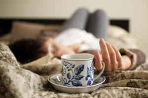 Кофе перед сном