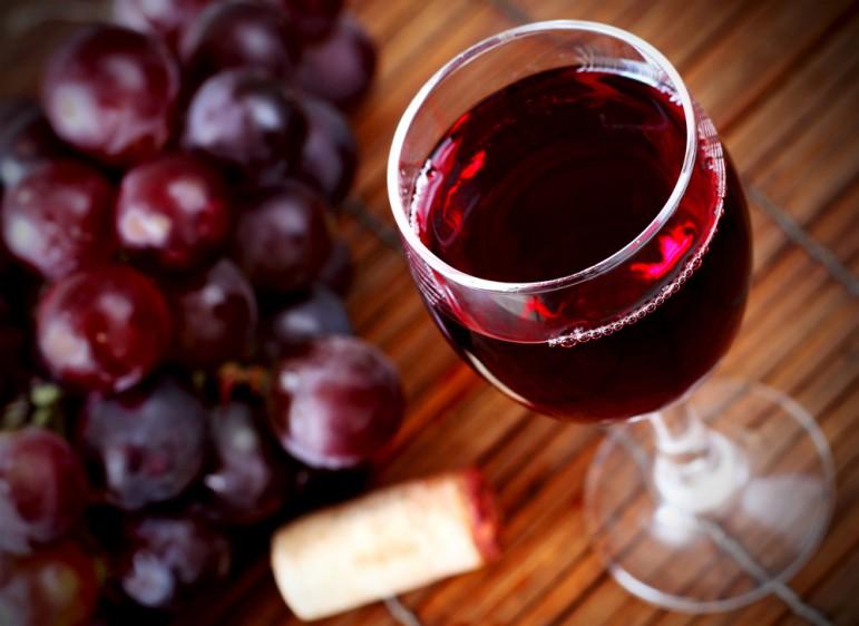 Питание для мозга - Красное вино