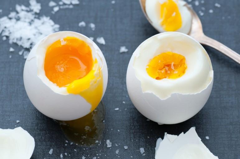 Питание для мозга - Яйца