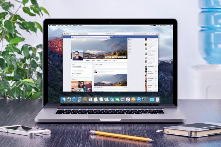 Личность в Фейсбук