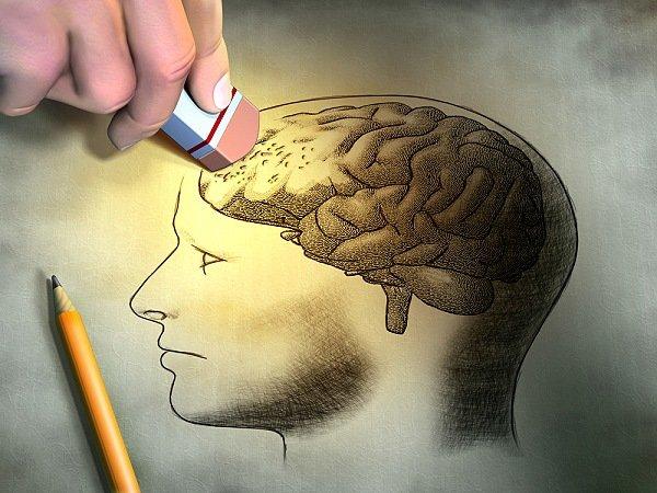 Депрессия и потеря памяти