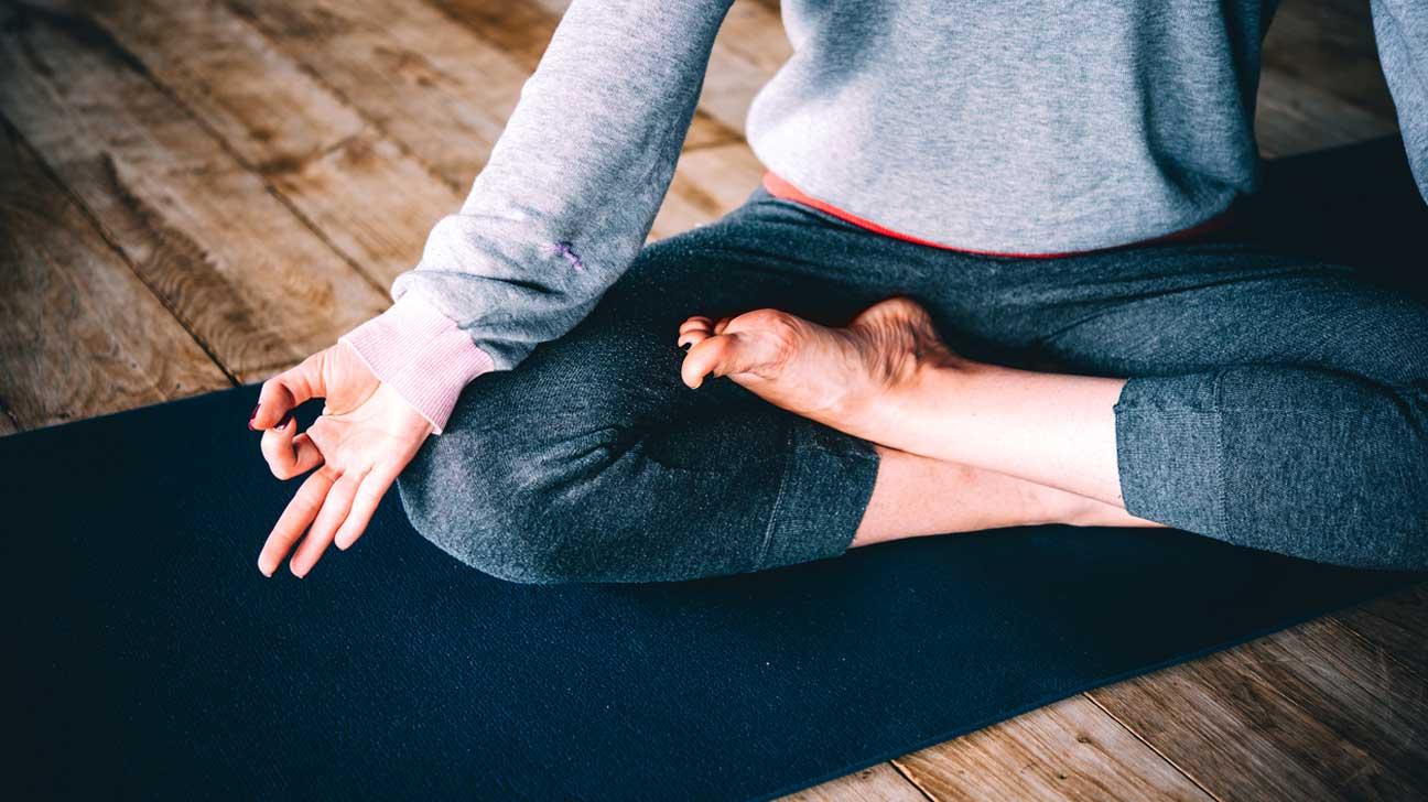 Йога уменьшает стресс