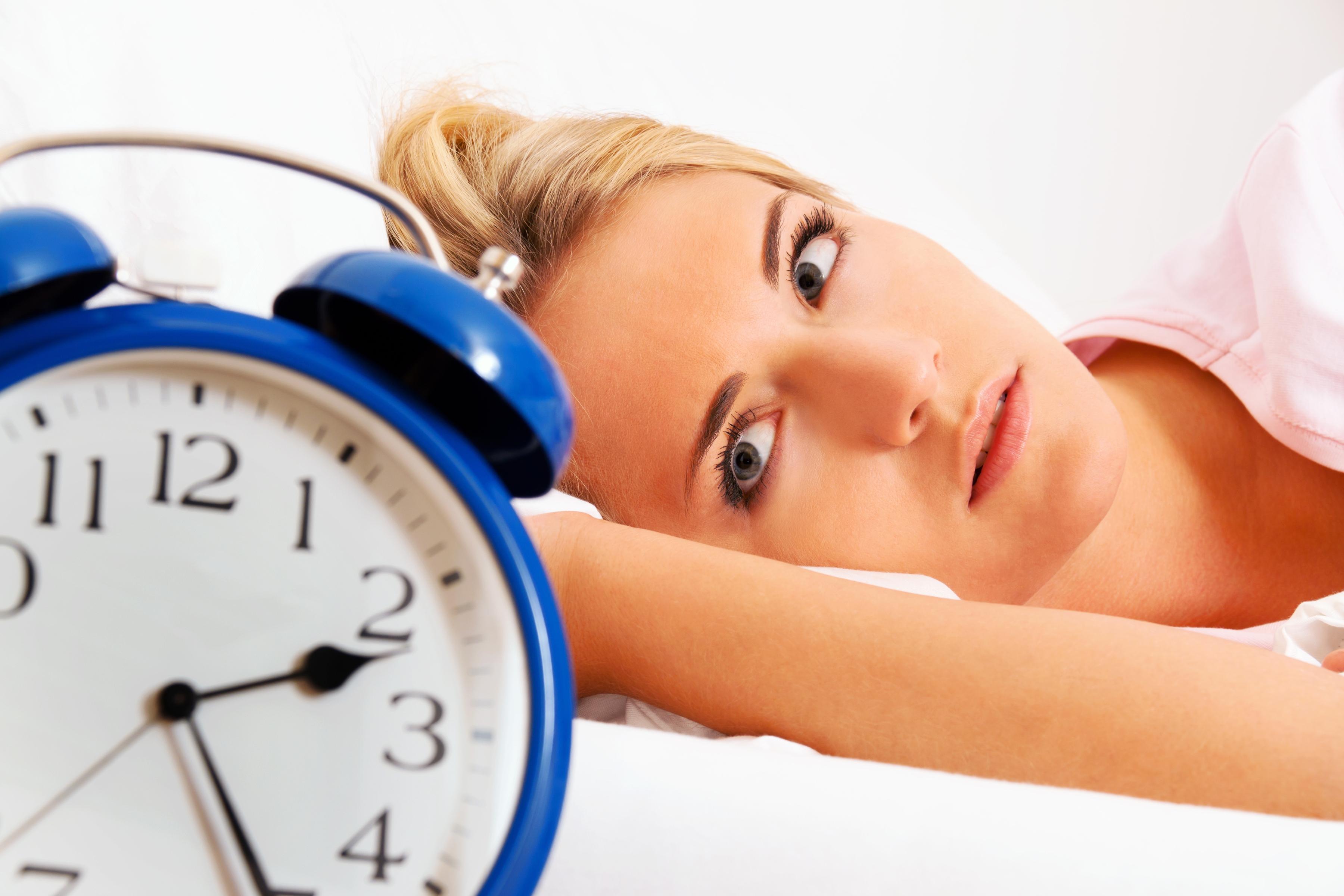 Биполярное расстройство и сон