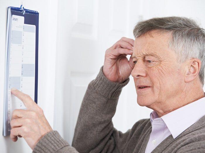 Типы деменции