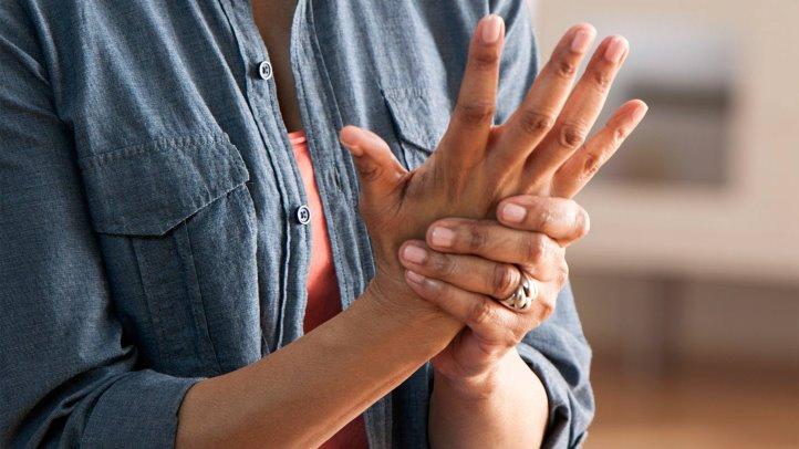 Судороги в руках